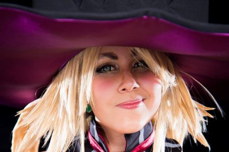 Cosplay Wednesday – The Witch and the Hundred Knight's Metallia