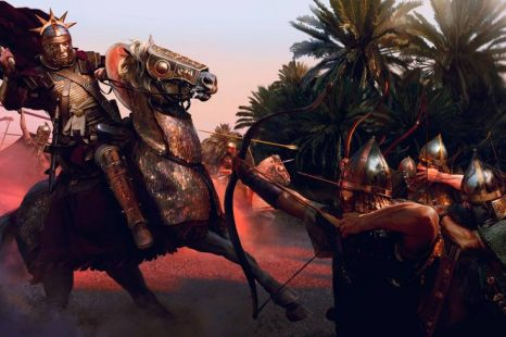 Total War: Rome II Gets Empire Divided DLC