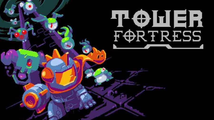 Tower Fortress - Gamers Heroes