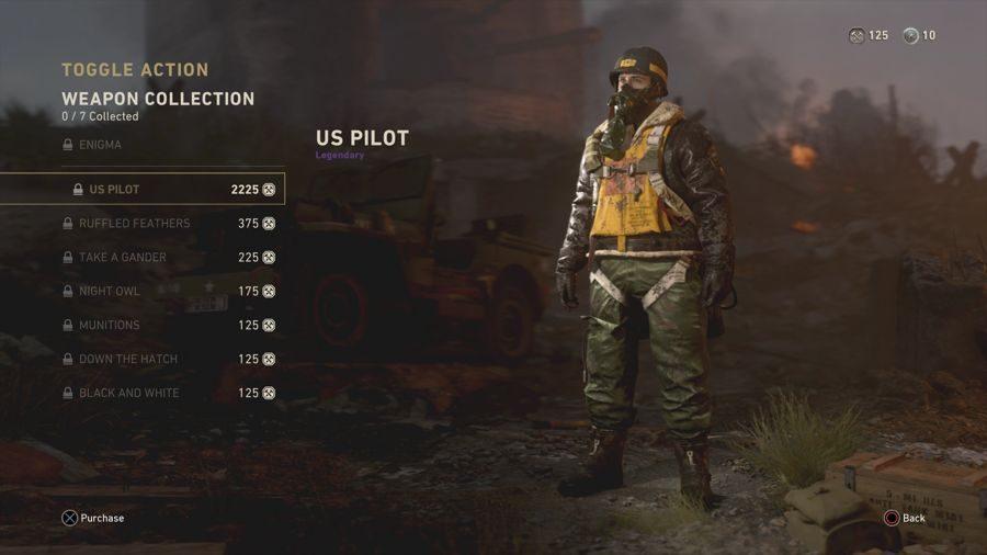 US Pilot