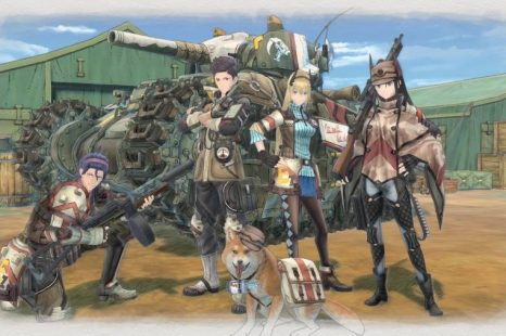 Valkyria Chronicles 4 Launching September 25