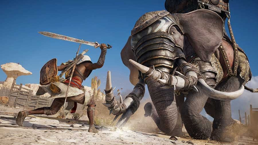 What Is The Ornamented Key For In Assassins Creed Origins