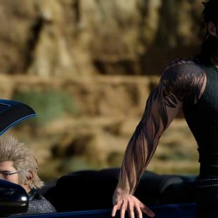 Where To Find Gladiolus In Final Fantasy XV: Comrades