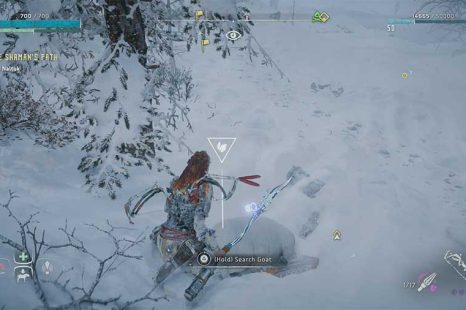Where To Find Goats In Horizon Zero Dawn Frozen Wilds