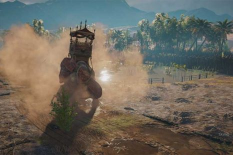 Where To Find War Elephants In Assassins Creed Origins