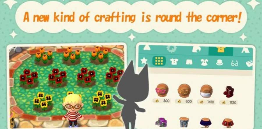 Animal Crossing Pocket Camp Cross Pollination Combination Guide
