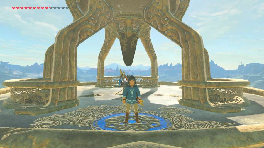 Breath Of The Wild Island Lobster Shirt Location