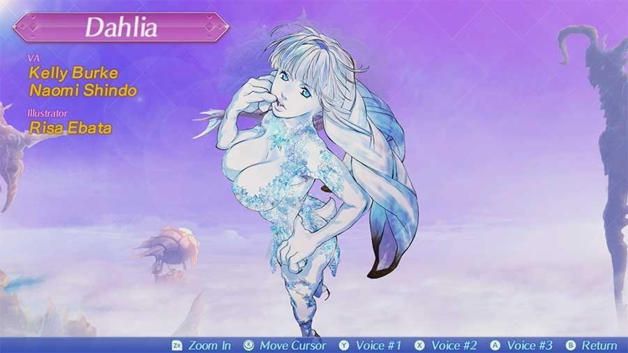 Image result for xenoblade chronicles 2 dahlia