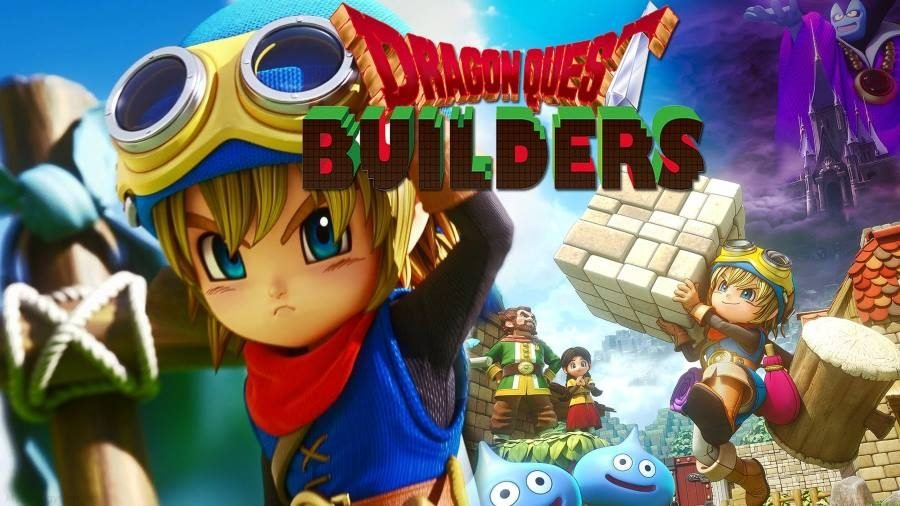 Dragon Quest Builders - Gamers Heroes