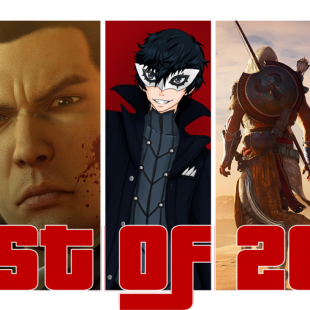 Gamers Heroes – The Best of 2017 Awards