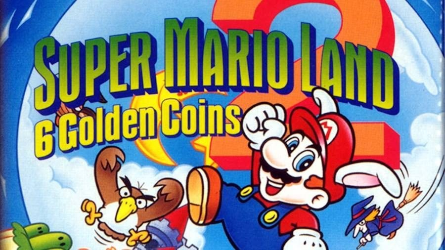Super Mario Land 2 - Gamers Heroes