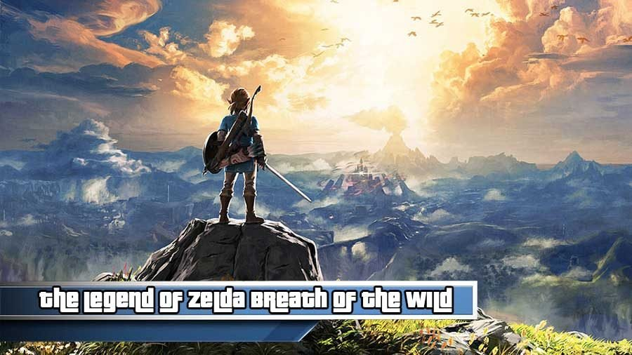 The Legend of Zelda: Breath of the Wild Game Award