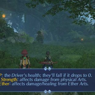 What Do All Of The Stats Do In Xenoblade Chronicles 2
