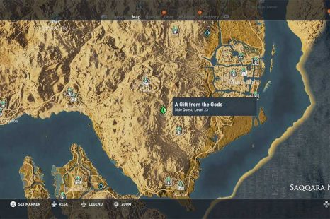 Where To Find New Final Fantasy Items In Assassins Creed Origins