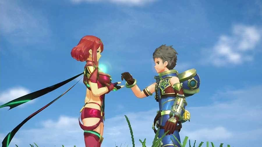 Xenoblade Chronicles 2 Core Crystal Location Guide