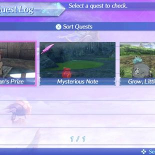 Xenoblade Chronicles 2 Side Quest Guide