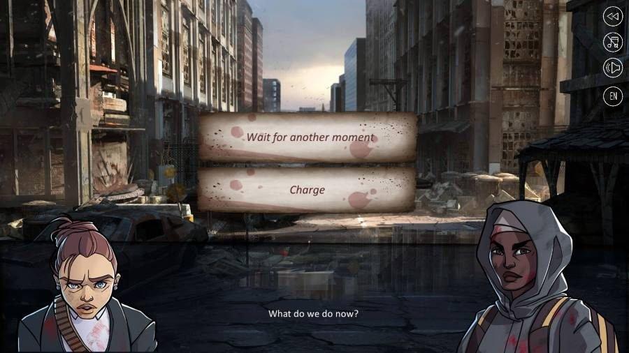 Z-End - Gamers Heroes