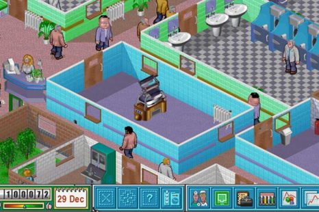 Two Point Hospital Announced – Spiritual Successor To Theme Hospital