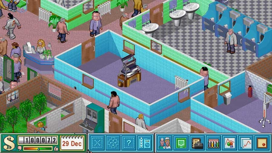 A New Theme Hospital Or Black & White Game Could Be Announced Tomorrow