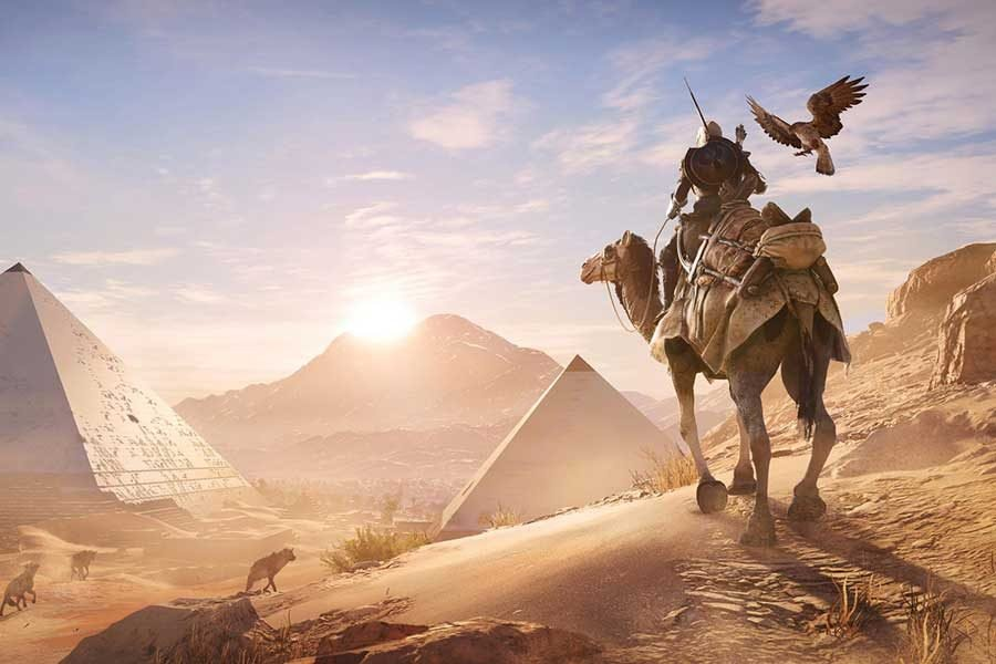 Assassins Creed Origins - Hidden Ones Stone Circle Locations Guide