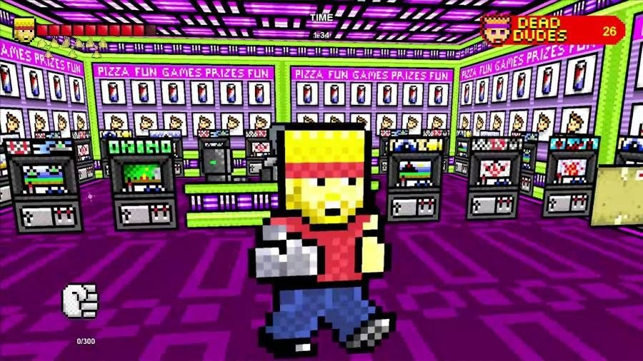 Atomic Adam - Gamers Heroes