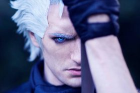 Cosplay Wednesday – Devil May Cry's Vergil