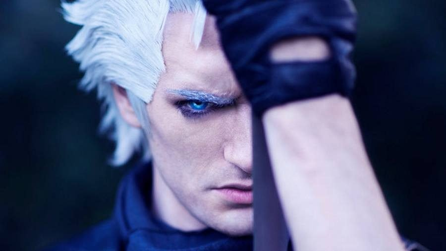 Devil May Cry Vergil Cosplay - Gamers Heroes
