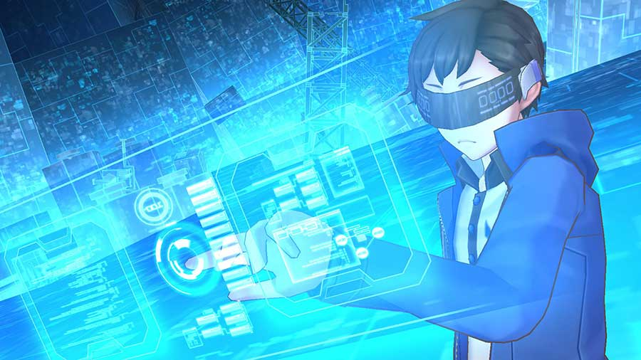 Digimon Story Cyber Sleuth Hackers