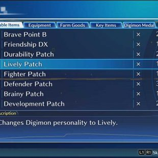 Digimon Story: Cyber Sleuth – Hackers Memory Personality Guide