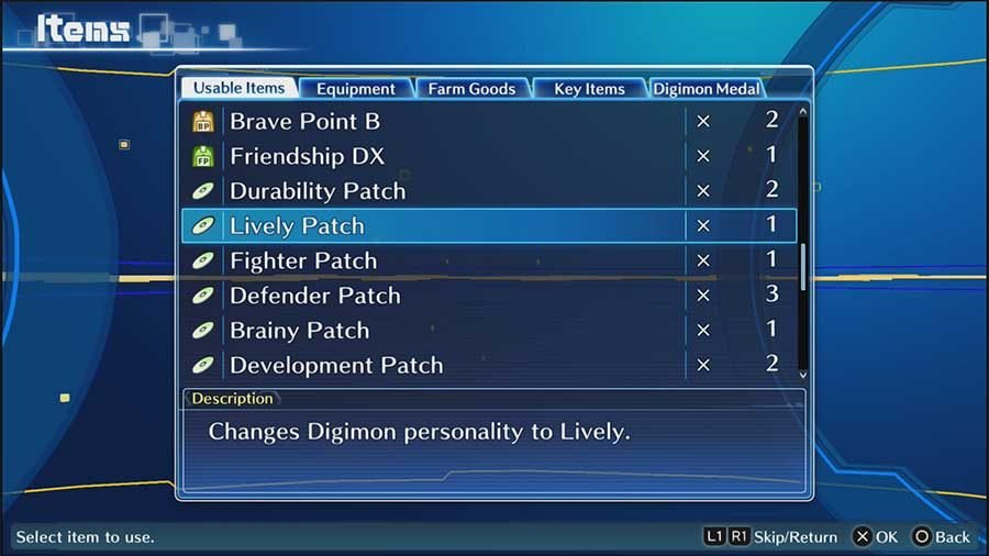 Digimon Story Cyber Sleuth - Hackers Memory Personality Guide