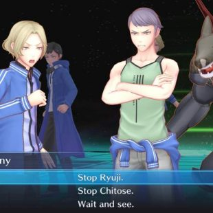 Digimon Story: Cyber Sleuth – Hacker's Memory Stop Ryuji Or Chitose Guide