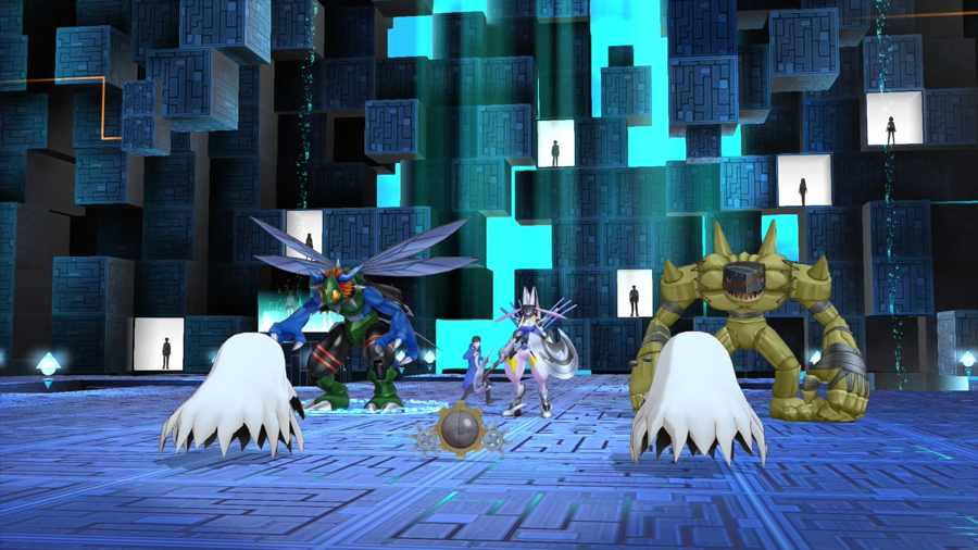 Digimon Story Cyber Sleuth - Hacker's Memory