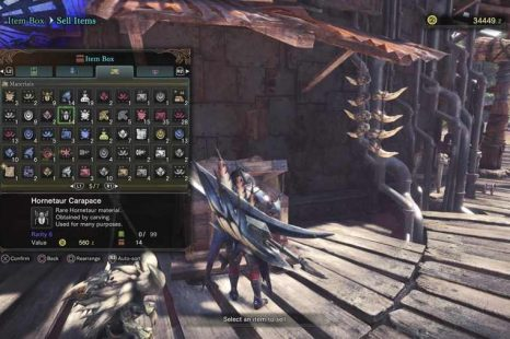 How To Get Hornetaur Carapace And Innerwings In Monster Hunter World