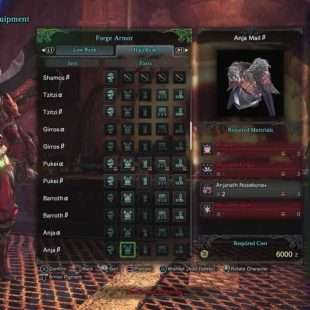 How to get the zorah magdaros gem in monster hunter world for Decoration list monster hunter world
