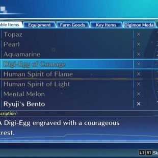 How To Get The Digi-Egg Of Courage In Digimon Story: Cyber Sleuth – Hacker's Memory