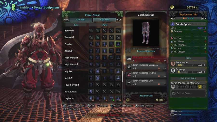 How To Get The Zorah Magdaros Gem In Monster Hunter World
