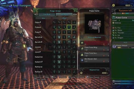 How To Get Wyvern Gems In Monster Hunter World