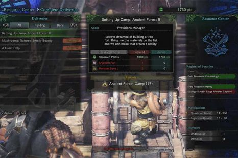 How To Unlock More Camps In Monster Hunter World