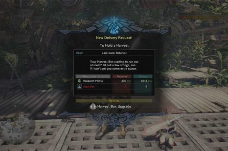 How To Unlock More Harvest Boxes In Monster Hunter World