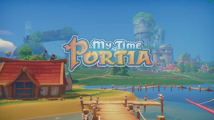 My Time At Portia The Builder Test Guide