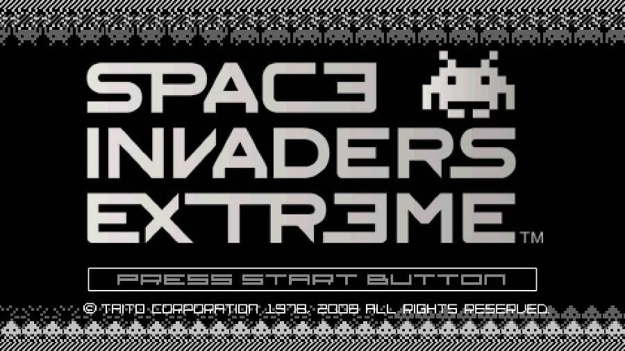 Space Invaders Extreme - Gamers Heroes