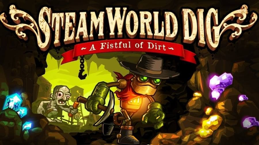 SteamWorld Dig - Gamers Heroes