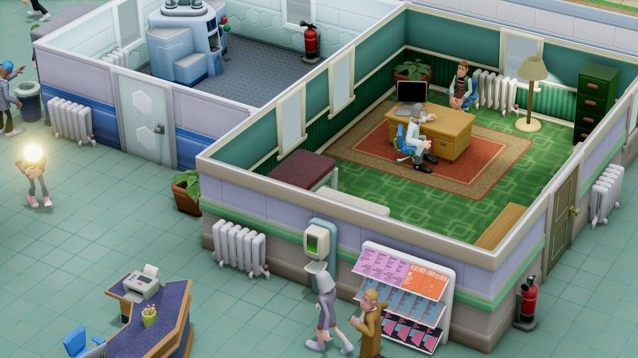 Two Point Hospital - Gamers Heroes