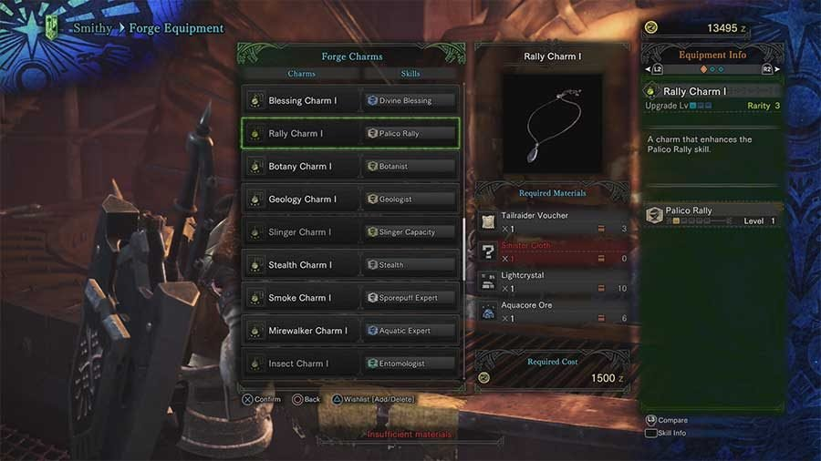 What Are Tailraider Vouchers Used For In Monster Hunter World