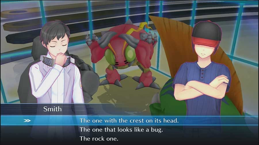 What Starter Digimon To Choose In Digimon Story Cyber Sleuth - Hackers Memory