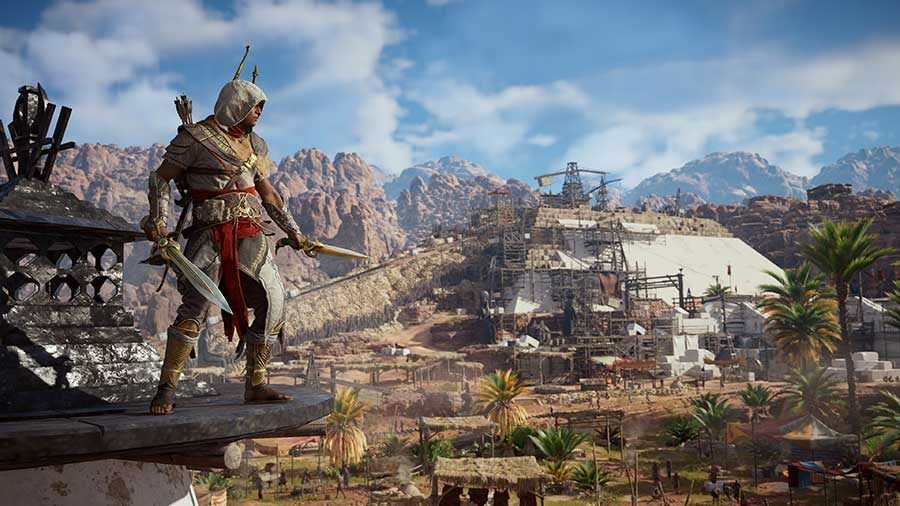 What Time Is Assassin's Creed Origins: The Hidden Ones Launching?