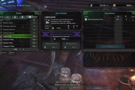 Where To Find Light Crystals In Monster Hunter World