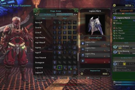 Where To Find The Legiana Gem In Monster Hunter World