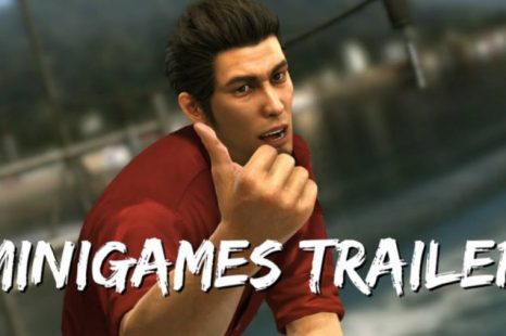 Yakuza 6: The Song of Life Gets Minigame Trailer