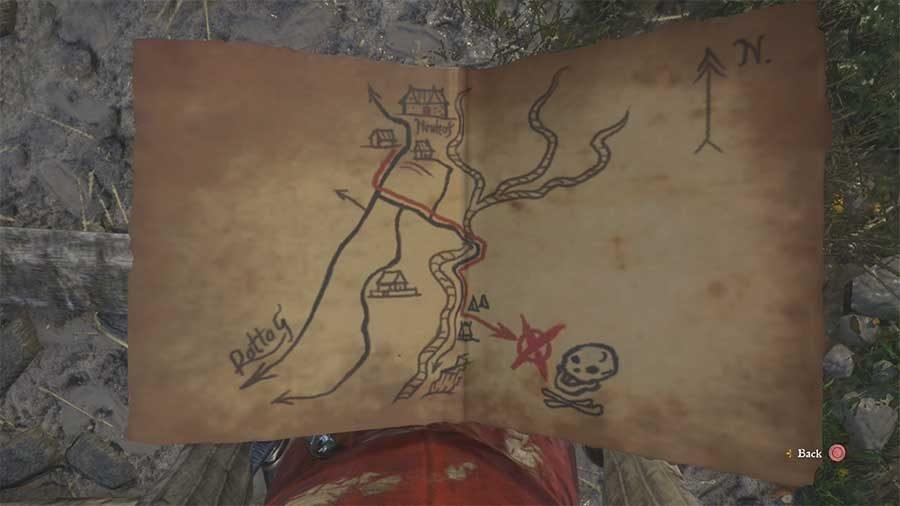 Ancient Map I